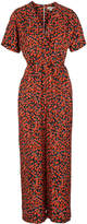 Whistles Cherry Print Jumpsuit