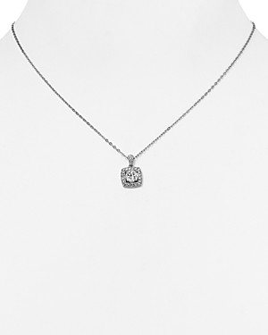 Nadri Swarovski Crystal Pendant Necklace, 15