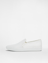 DKNY Trey Leather Sneaker