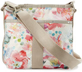 Le Sport Sac Essential Floral-Print Crossbody Bag, Pink Pattern