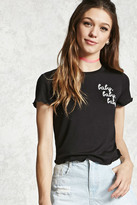 Forever 21 FOREVER 21+ Baby Graphic Tee