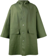 MACKINTOSH oversized raincoat