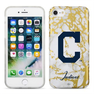 Unbranded Cleveland Indians Marble iPhone 6/6s/7/8 Case