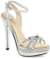 Caparros E! Live From the Red Carpet Lola Metallic Dress Sandals
