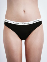 Calvin Klein Carousel jersey bikini briefs