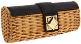 MICHAEL Michael Kors - Santorini Small Straw Clutch