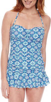 Liz Claiborne Pattern Swim Dress