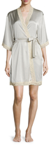 Mimi Holliday Camellia Silk Robe