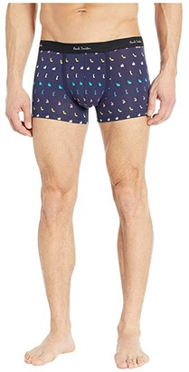 Paul Smith Bunny Trunks (Navy) Men's Underwear