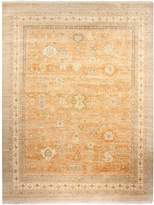 F.J. Kashanian One of a Kind Oushak Hand-Knotted Wool Rug