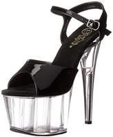 Pleaser USA Women's Adore-709 Sandal