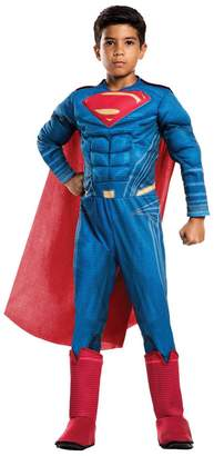 Justice Rubie's Costumes League Superman Deluxe Kids Costume