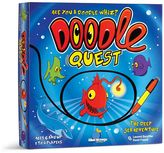 Blue Orange Games Doodle Quest Game by