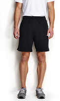Classic Men's Jersey Knit Shorts-White