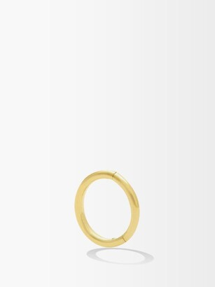 Maria Tash 14kt Gold Single Hoop Earring - Gold