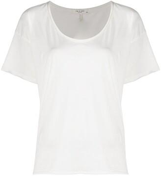 Rag & Bone short-sleeved organic cotton T-shirt