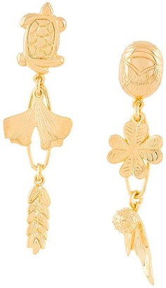 Aurelie Bidermann Aurelie Earrings