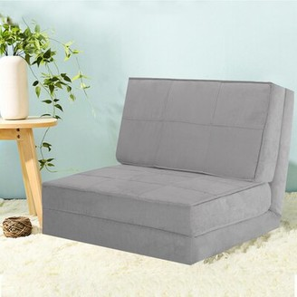 Trule Bowden Chaise Lounge Fabric: Gray