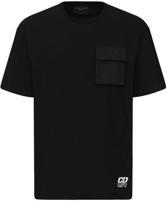 Criminal Damage Utility Pocket Jersey T-Shirt