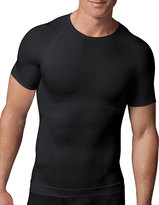Spanx Zoned Compression Tee, Black