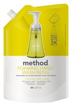 Method Products Foaming Hand Wash Refill Lemon Mint