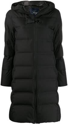 Fay toggle down jacket