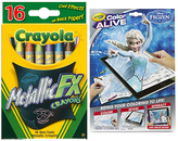 Crayola Frozen Color Alive Combo Set