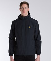 Lyle & Scott Zip Through Hooded Jacket