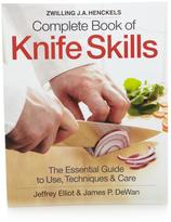 """Zwilling J.A. Henckels Complete Book of Knife Skills"""""""