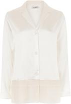 Silk Essence Pajama Top