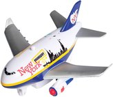 ToyTech Daron New York Pullback Toy with Light and Sound