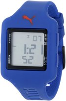 Puma Women's Slide-S Deep Blue Digital Watch PU910792005