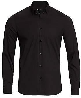 The Kooples Men's Casual Cotton Button-Down Shirt