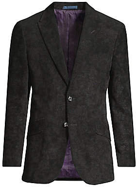Robert Graham Men's Classic-Fit Spruce Single-Breasted Jacket
