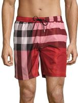 Burberry Gowers Parade Swim Shorts
