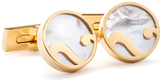 Robert Graham Goldtone Cuff Links