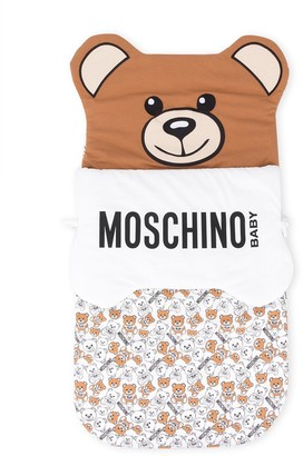 MOSCHINO BAMBINO Teddy Logo Nest