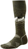 Smartwool Charley Harper Bathburst Inlet Ski Socks - Merino Wool, Over the Calf (For Men and Women)