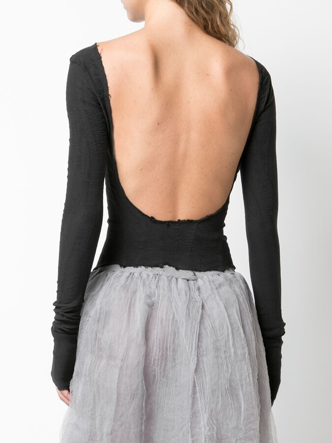 Thumbnail for your product : Marc Le Bihan Distressed Top