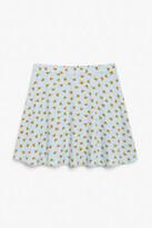 Thumbnail for your product : Monki Flowy mini skirt