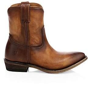 Frye Women's Billy Short Leather Boots