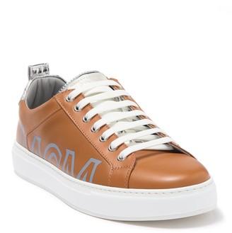 MCM Laurel Logo Sneaker