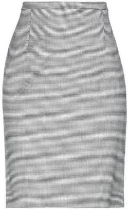 Piazza Sempione Knee length skirt