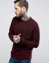 Asos Sweater with Rib Design