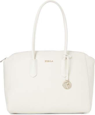 Furla Tessa Large Leather Handbag