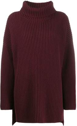 Joseph loose fit turtleneck jumper