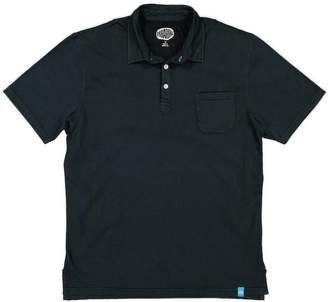 Panareha Daiquiri Pocket Polo in Black