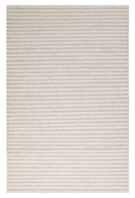 Walton Union Rustic Striped Handmade Wool Light Gray Area Rug Union Rustic Rug Size: Rectangle 8' x 11'