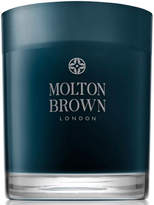 Molton Brown Russian Leather Single Wick Candle 180g