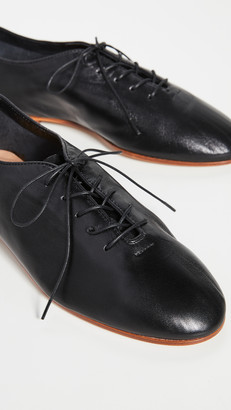 Mansur Gavriel Lace Up Oxfords